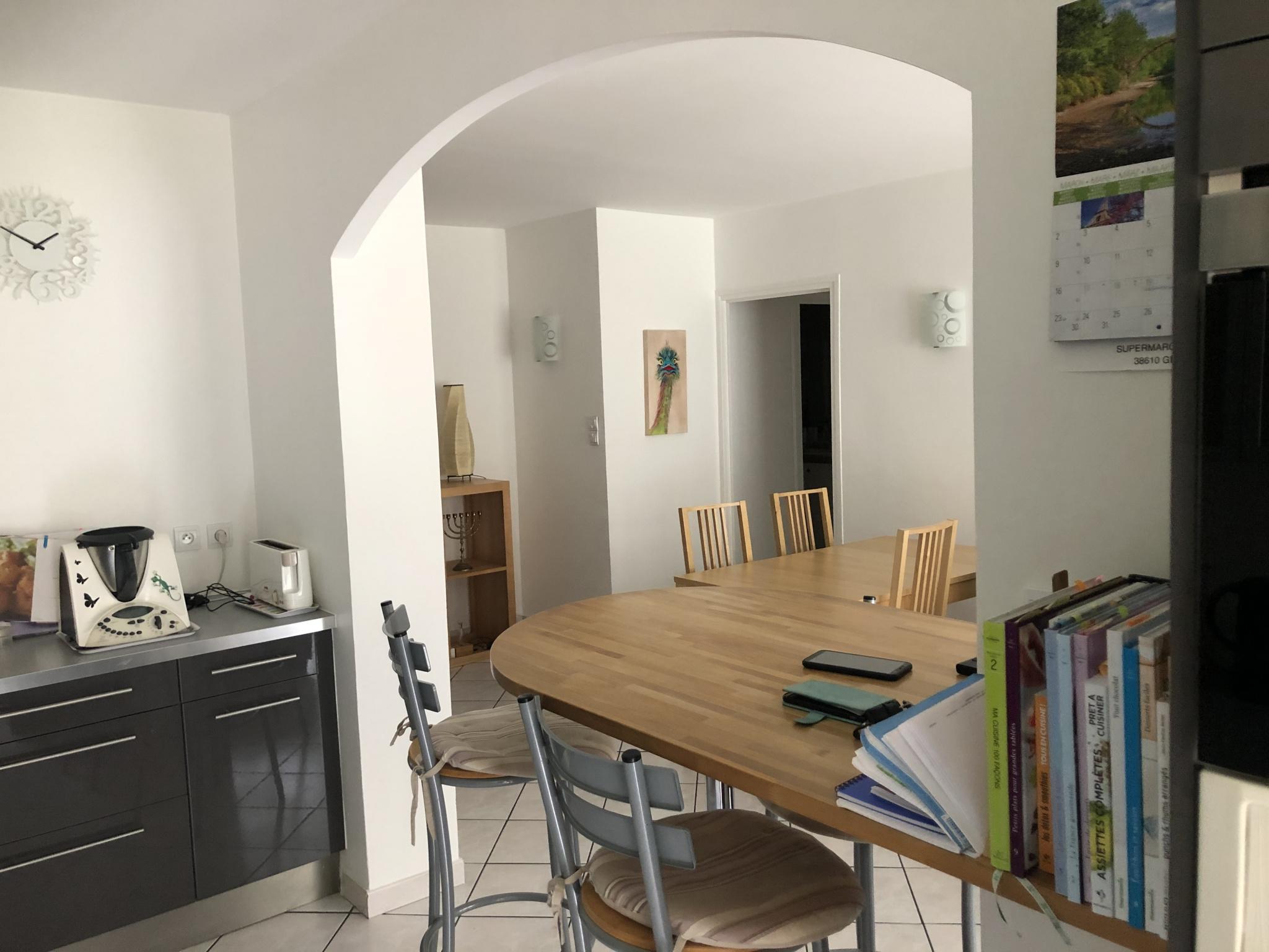Bibliothèque Saint Martin D Uriage appartement avec 3 chambres à acheter à saint-martin-d'hères